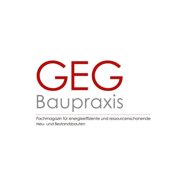 Logo GEG Baupraxis