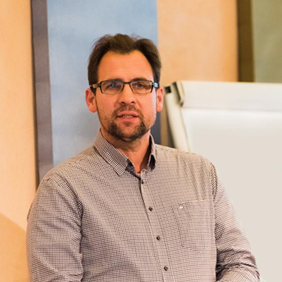 Referent Dirk Biedermann